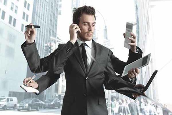 multitaskingman