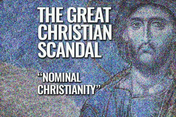 Christian-Scandal